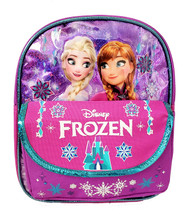 "Mini Backpack Disney Frozen Elsa and Anna 10"" 009380"