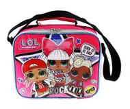 Lunch Bag LOL Surprise Rock Star 008833
