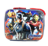 Lunch Bag Marval Avengers 4 End Game 3D Pop Out 000727