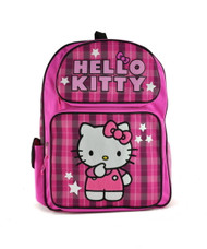 Backpack Hello Kitty Choker Pink 820593
