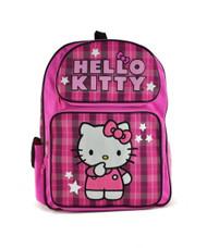 Backpack Hello Kitty Choker Pink 820593