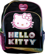 Backpack Hello Kitty Cute In Rainbow 818521