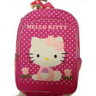 Backpack Hello Kitty Flowers Pink 818354