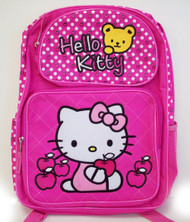 Backpack Hello Kitty Apple & Bear Pink 816701