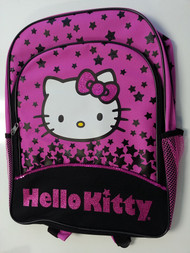 Backpack Hello Kitty Black Star  826120