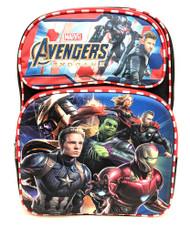 Backpack Marvel Avengers Endgame 3D Pop-up 176877-2