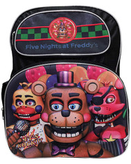 Backpack Five Nights at Freddy's Let's Rock 3D Pop-Up 199108-2