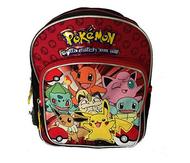 Mini Backpack Pokemon Gatta Catch Them All 858275