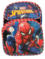 Backpack Marvel Spiderman -Night 3D Pop-up 155223-2