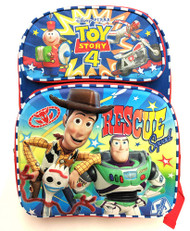Backpack Disney Toys Story 4 Rescue Team 3D Pop-up 177980-2