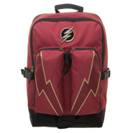 Backpack DC Comics Flash Double Pocket bp7lksfla