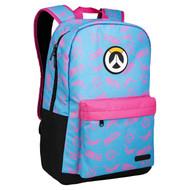 "Backpack Overwatch D.VA Splash 18"" j9490"