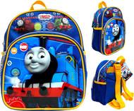 "Mini Backpack Thomas the Train Engine Team 10"" 000116"