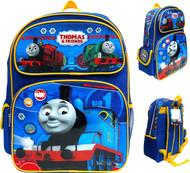 "Backpack Thomas the Train Engine Team 16"" 000147"
