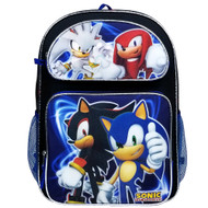 "Backpack Sonic the Hedgehog Team 16"" SH43694"