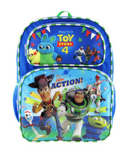 "Backpack Disney Toy Story 4 Taking Action 16"" 003104-2"