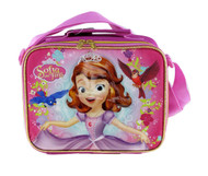 Lunch Bag Sofia The First Sweet & Kind Pink 008512