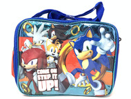 Lunch Bag Sonic the Hedgehog Come On Step It UP 202150