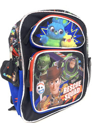 "Small Backpack Toy Story 4 Disney Rescue Squad 12"" 204673"