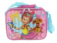 Lunch Bag Fancy Nancy Pretty Butterfly Pink 004640