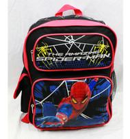 """Medium Backpack Marvel Spiderman Jumping 14"""" 609740"""