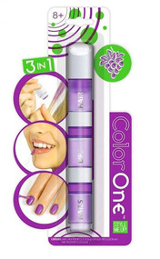 Beauty Accessories Style Me Up Color One Grape Glamour