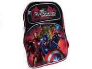 "Backpack Marvel Avengers Age Of Ultron 16"" 613242"
