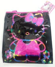 Tote Bag Hello Kitty Rainbow Line Art