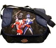 Messenger Bag Power Ranger Blue Trim 225124