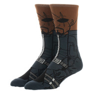 Crew Socks Marvel Nick Fury 360 Character cr7m80mac