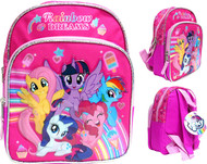 "Mini Backpack My Little Pony Rainbow Dreams 10"" 202501-2"