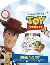 Grab and Go Stickers Disney Toy Story 4 st9154