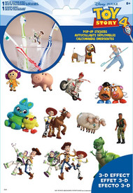 Sticker Pop-up 2 Sheet Disney Toy Story 4 st5161
