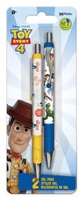 Gel Pens 2pk Disney Toy Story 4 iw0170