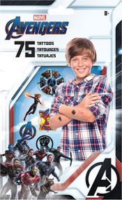 Standard Tattoo Bag 75ct Avengers Infinity War 2 tt2102
