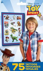 Standard Tattoo Bag 75ct Disney Toy Story 4 tt2103