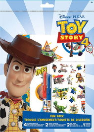 Fun Pack Stickers Disney Toy Story 4 st6956