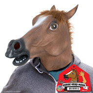 Cosplay Archie McPhee Mask Horse 12027