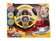 Games Mickey Mouse Roadster Racers Super Charged Steering Wheel 38360