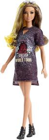 Doll Barbie Fashionistas Rockstar Glam Doll FJF479993
