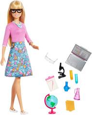 Doll Barbie Career Teacher Doll Playset GJC23
