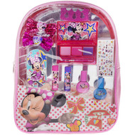 Beauty Accessories Minnie Mouse Backpack Cosmetic Set Pink MB0770SA