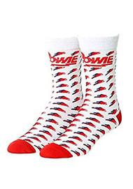Crew Socks David Bowie Ziggy Stardust Knit CR01948DBWU