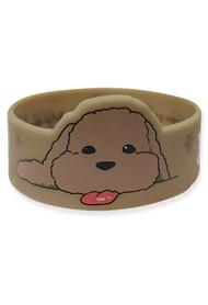 Wristband Yuri On Ice Makkachin PVC ge54532