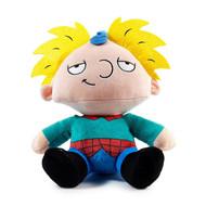 "Plush Hey Arnold Arnold (Sitting) Kidrobot 7"" kr15608"