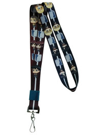 Lanyard Attack On Titan Group ge38025