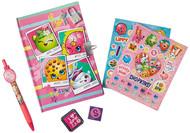 Stationery Set Shopkins Secret Diary Set 030680