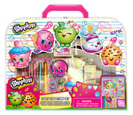 Stationery Set Shopkins Stamp and Carry Case 066652