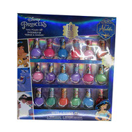 Beauty Accessories Disney Aladdin 18pcs Nail Polish 414312