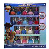 Beauty Accessories Toy Story 4 18pcs Nail Polish 424779